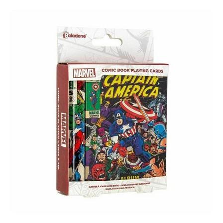 PALADONE - Palandone Marvel Comic Book Playing Cards