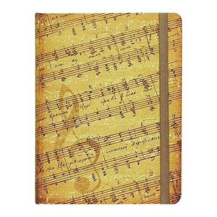 LETTERBOX PARIS - Letterbox Paris Music Journals Notebook
