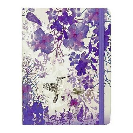 LETTERBOX PARIS - Letterbox Paris Purple Notebook