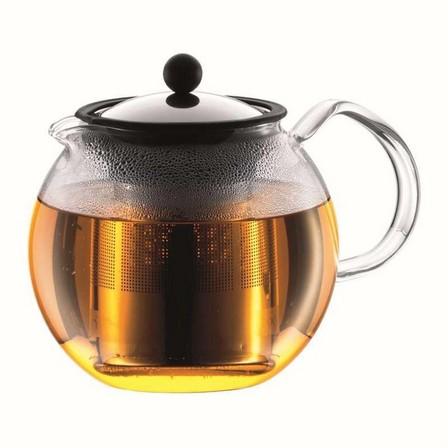 BODUM - Bodum Assam Tea Press Stainles Steel Filter 1.5L