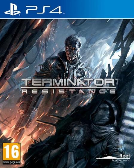 REEF ENTERTAINMENT - Terminator Resistance - PS4