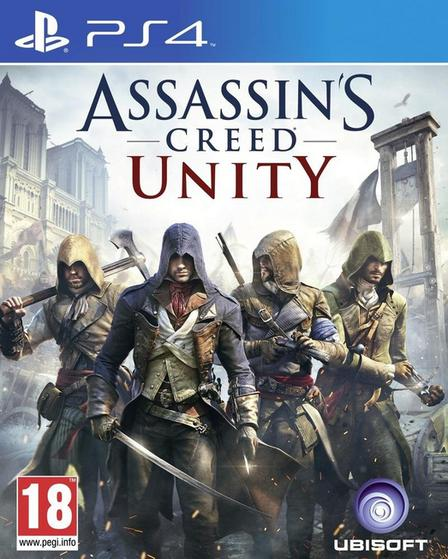 UBISOFT - Assassin's Creed Unity - PS4