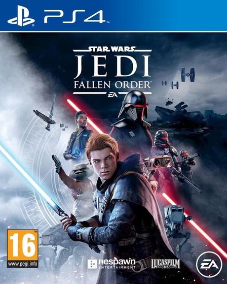 ELECTRONIC ARTS - Star Wars Jedi Fallen Order - PS4