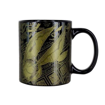 PALADONE - Paladone Harry Potter Golden Snitch Mug V2