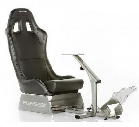 Playseats - Playseat Evolution Black Gaming Seat