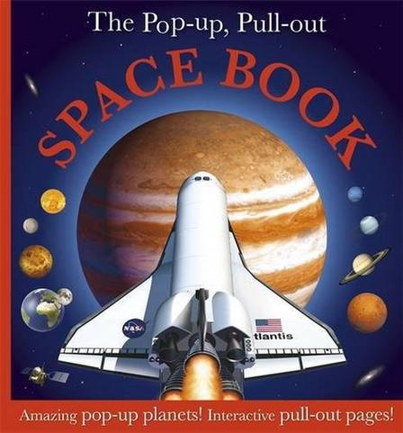 PENGUIN BOOKS UK - Pop Up Pull Out Space Book