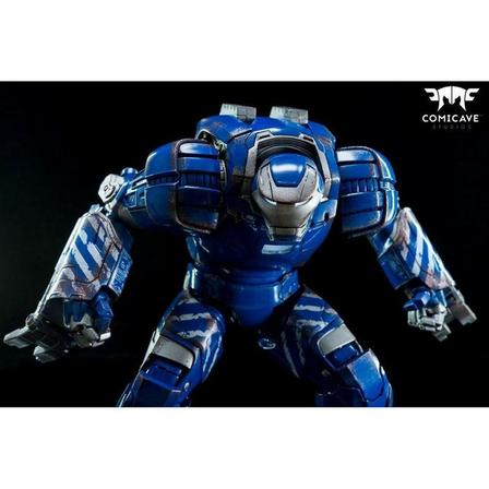 COMICAVE STUDIOS - Comicave Igor Super Alloy Iron Man Mark 38 1/12 Scale Figure