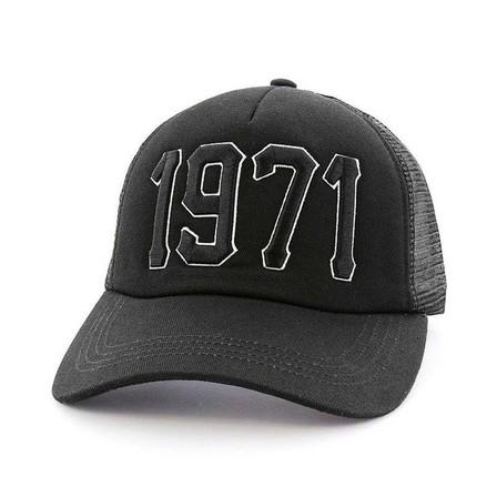 B180 CAPS - B180 1971 Medium Unisex Cap Black Limited Edition