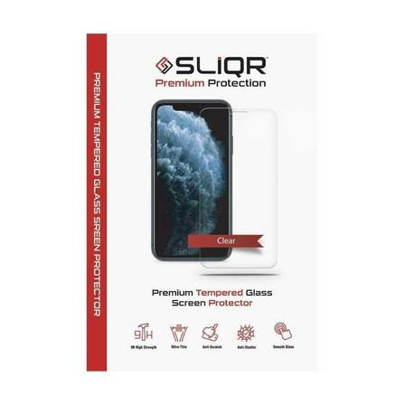 SLIQR - Pitaka 2.5D Glass Clear Screen Protector for iPhone 11