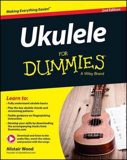 WILEY UK - Ukulele for Dummies