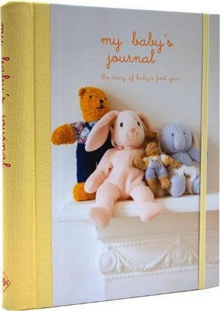 RYLAND PETERS & SMALL UK - My Babys Journal