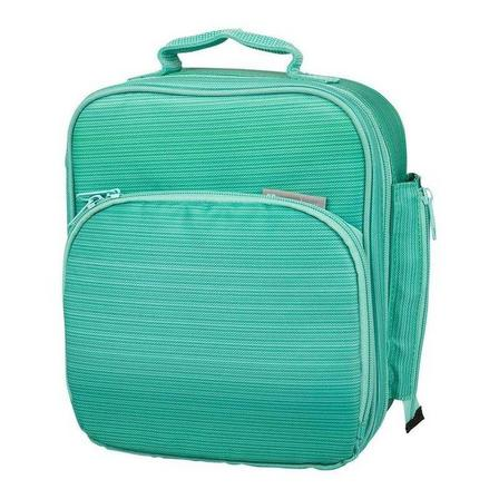 BENTOLOGY - Bentology Insulated Lunch Tote Turquoise