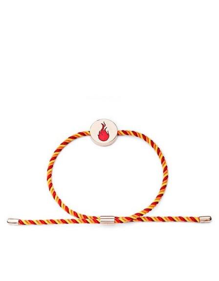 CHAVIN - Chavin Rose Gold Feline Spirit Fire Bracelet
