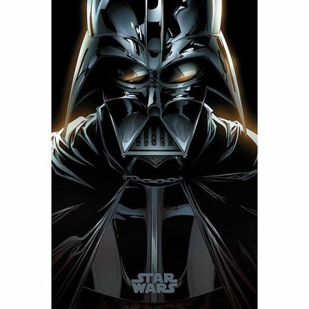PYRAMID POSTERS - Pyramid Posters Star Wars Vader Comic Maxi Poster (61 x 91.5 cm)