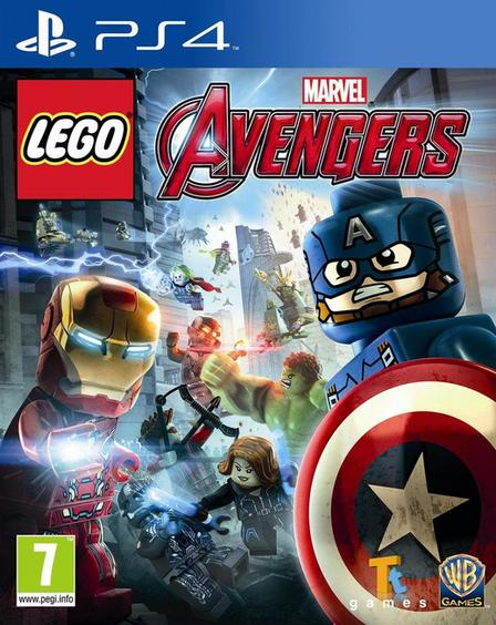 WARNER BROTHERS INTERACTIVE - LEGO Marvel's Avengers - Arabic Edition - PS4