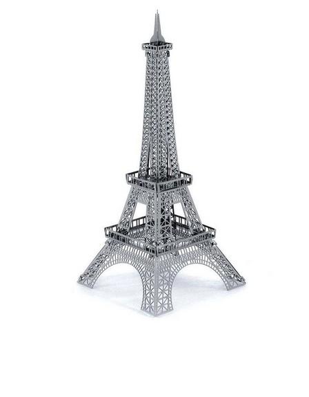 3D METAL - 3D Metal World La Tour Eiffel 1 Sheet