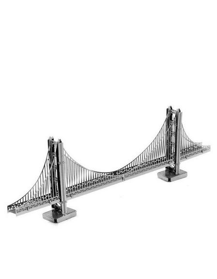 3D METAL - 3D Metal World Golden Gate Bridge 1 Sheet