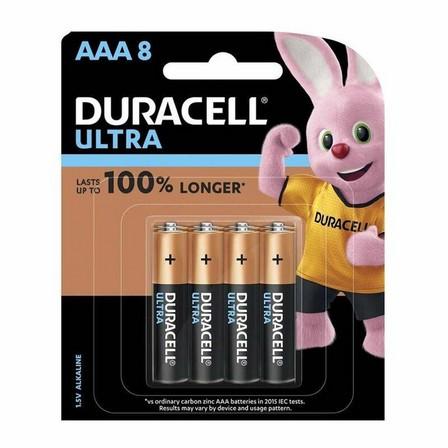 DURACELL - Duracell Ultra Aaa Alkaline Battery 8X 32056