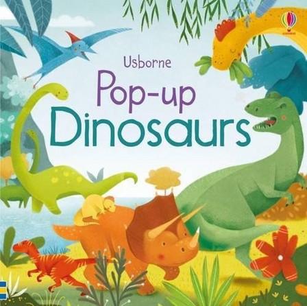 USBORNE PUBLISHING LTD UK - Pop-Up Dinosaurs