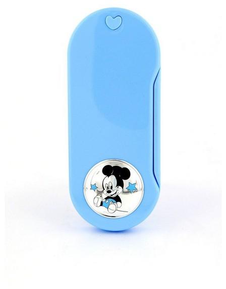 DISNEY - Disney Mickey Kids Cutlery Set Light Blue