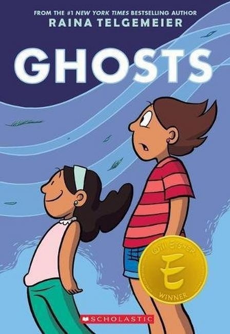 SCHOLASTIC USA - Ghosts