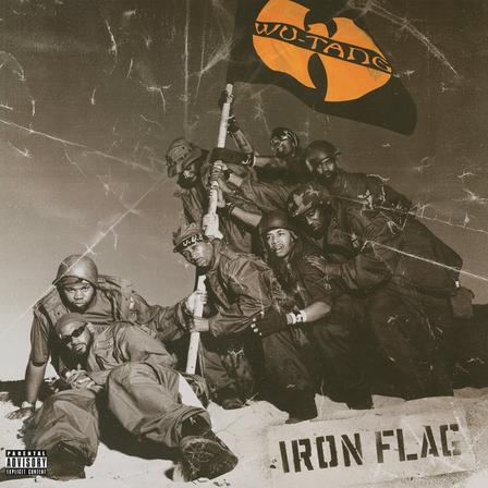 COLUMBIA - Iron Flag Re-Released (2 Discs)   Wu-Tang Clan