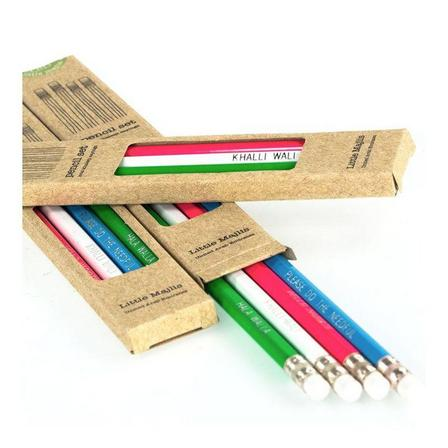 LITTLE MAJLIS - Little Majlis Local Khaleeji Sayings Pencil Set Of 4