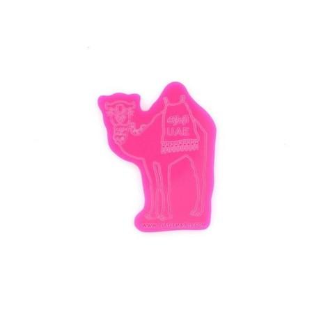 LITTLE MAJLIS - Little Majlis Camel Magnet Pink Desk Accessory