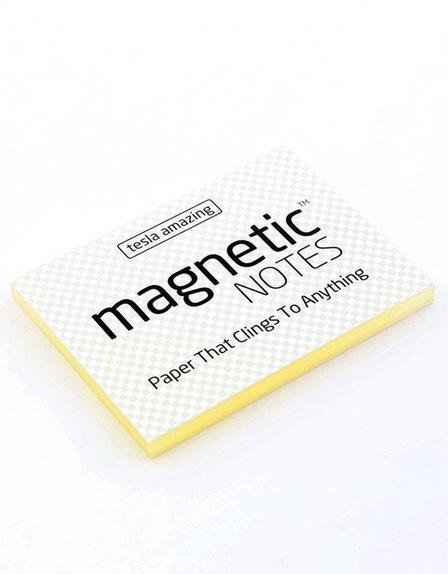 MAGNETIC STICKY NOTES - Magnetic Notes Transparent S