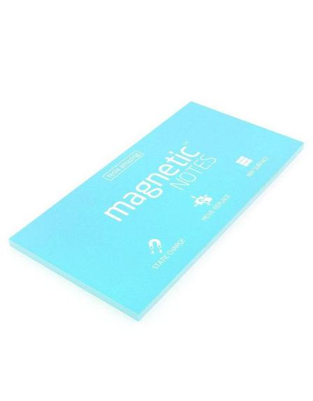 MAGNETIC STICKY NOTES - Magnetic Notes Blue L