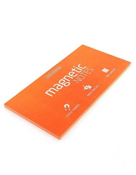 MAGNETIC STICKY NOTES - Magnetic Notes Orange L