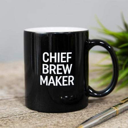 HARVEY MAKIN - Harvey Makin Chief Brew Maker Mug