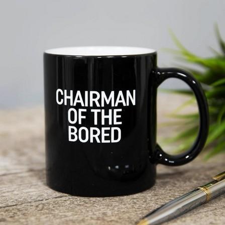 HARVEY MAKIN - Harvey Makin Chairman Of The Bored Mug