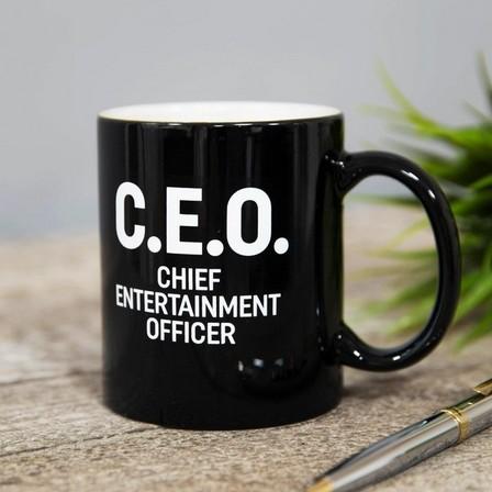 HARVEY MAKIN - Harvey Makin Ceo Chief Entertainment Officer Mug
