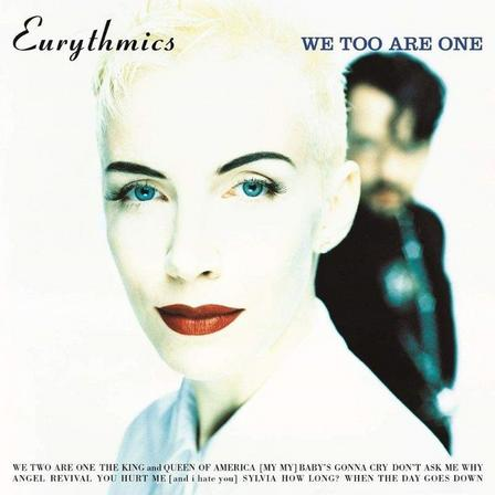 SONY MUSIC CG - We Too Are One (Remastered)   Eurythmics