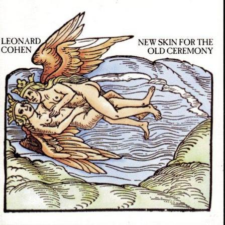 COLUMBIA - New Skin For The Old Ceremony   Leonard Cohen