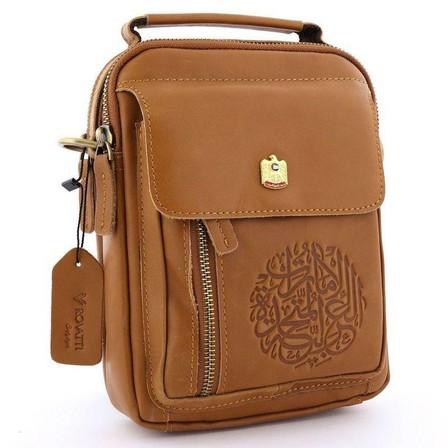 ROVATTI - Rovatti L Brown Side Bag