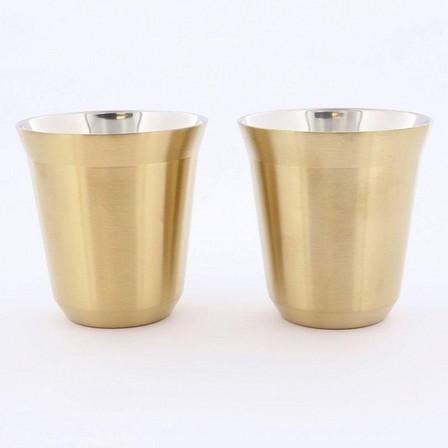 ROVATTI - Rovatti Pola 175ml Gold Stainless Steel Cup