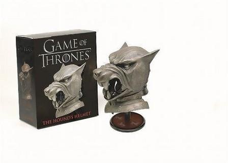 RUNNING PRESS USA - Game of Thrones The Hound's Helmet