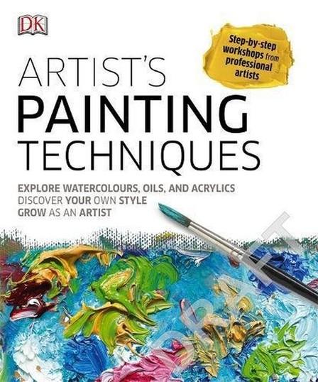 DORLING KINDERSLEY UK - Artist's Painting Techniques