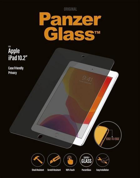 PANZERGLASS - PanzerGlass Screen Protector for iPad 10.2-Inch