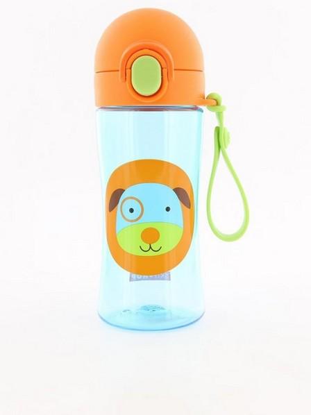 SKIP HOP - Skip Hop Zoo Sport Kids Water Bottle Dog 410ml