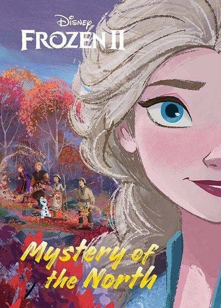 HACHETTE ANTOINE S.A.L. - Frozen 2 Mystery Of The North