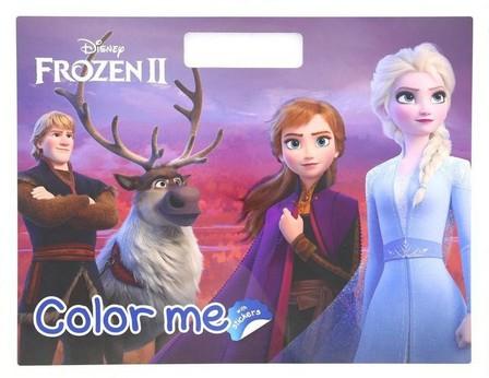 HACHETTE ANTOINE S.A.L. - Frozen 2 Color Me