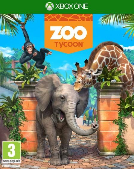 MICROSOFT - Zoo Tycoon [Pre-owned]