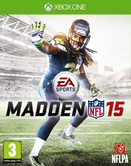 ELECTRONIC ARTS - Madden NFL 15 [Pre-owned]