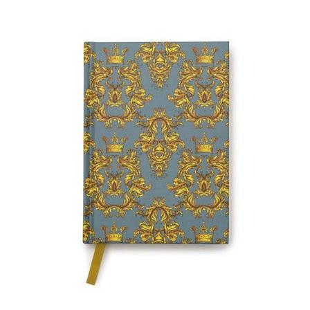 GO STATIONERY - Baroque Rol D'Or A6 Undated Journal
