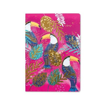GO STATIONERY - Opium Toucan A5 Notebook
