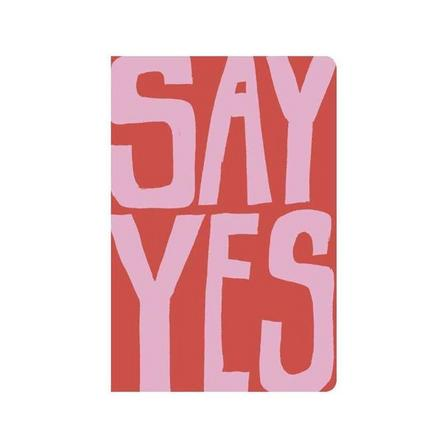 GO STATIONERY - Classic Diaries WTV Full Year Diary Say Yes A5 2020