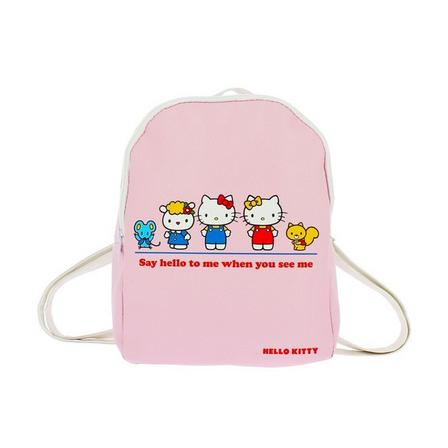 BLUEPRINT COLLECTIONS - Blueprint Hello Kitty Mini Backpack